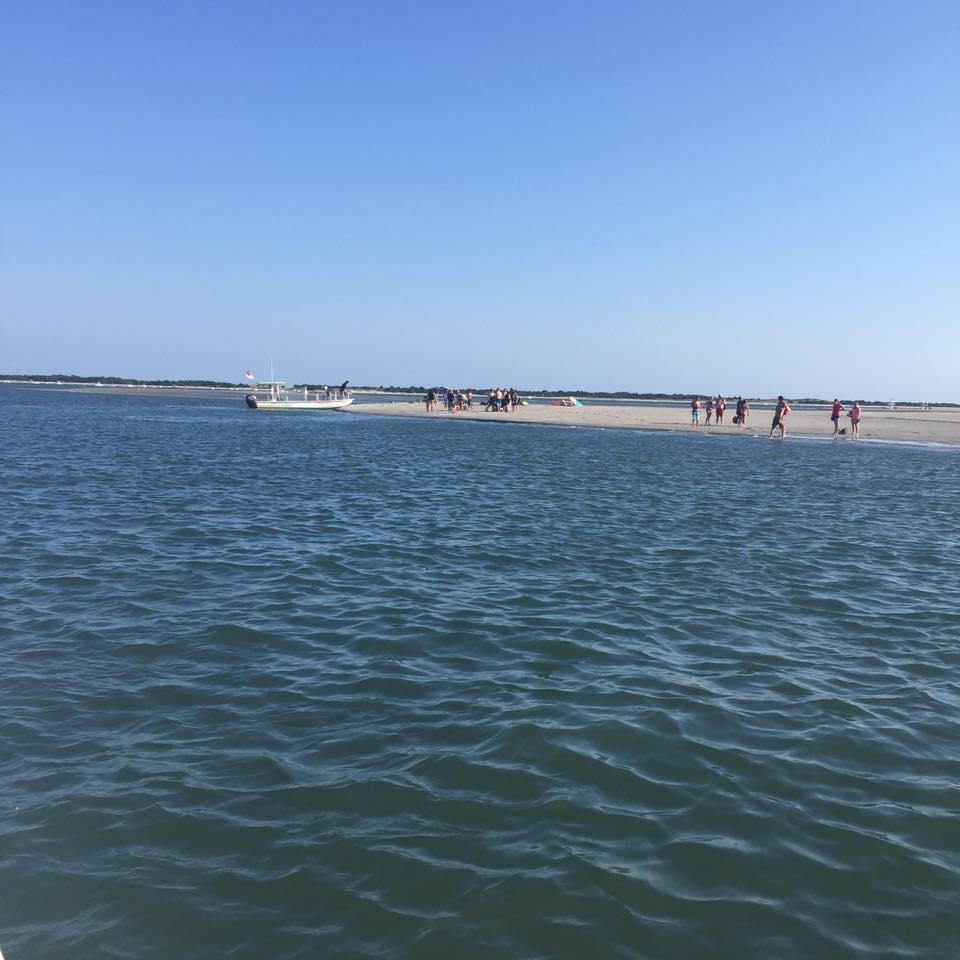 Sand Dollar Island Nc Ferry